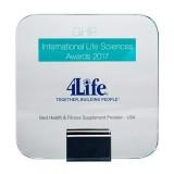 Компания 4Life признана лучшим производителем продукции для здоровья и фитнеса