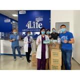 4Life поддерживает медиков в Колумбии