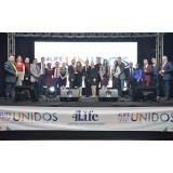 Празднование семилетней годовщины 4Life в Коста-Рике
