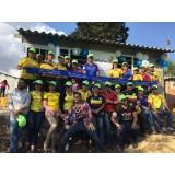 4Life Колумбия помогает строить дома нуждающимся