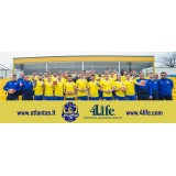 Компания 4Life стала спонсором футбольной команды FK Atlantas